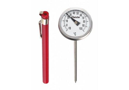 Bartscher Insertion thermometer -10 ° C to 100 ° C