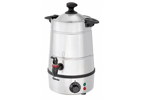Bartscher Gluhweinketel / Hot Drink Dispencer 5 liters