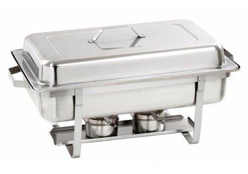 Bartscher Chafing Dish 1/1 GN, 100 mm deep