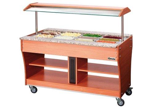 Bartscher Gastro Buffet T - Wärmeanzeige 4 x 1/1 GN