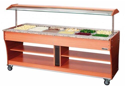 Bartscher Gastro Buffet T - Hot Display 6 x 1/1 GN