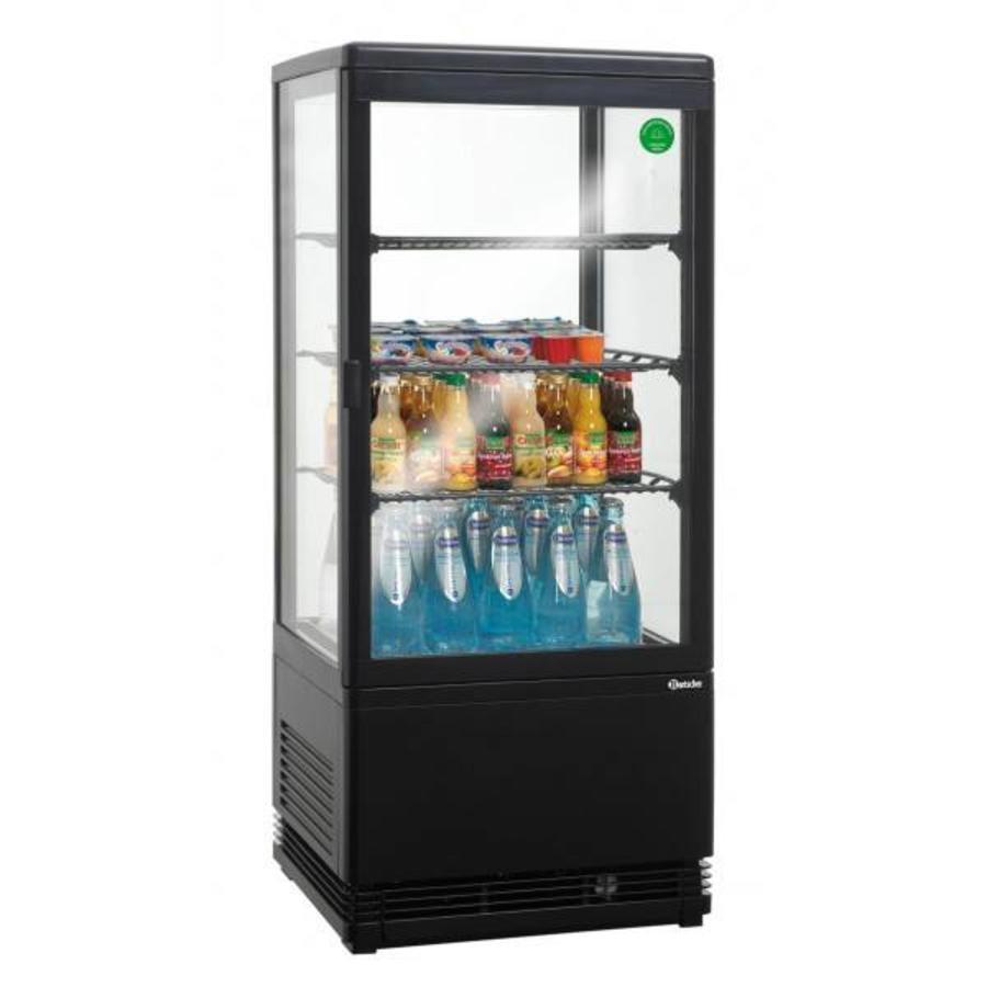Mini Cooler 78L, black