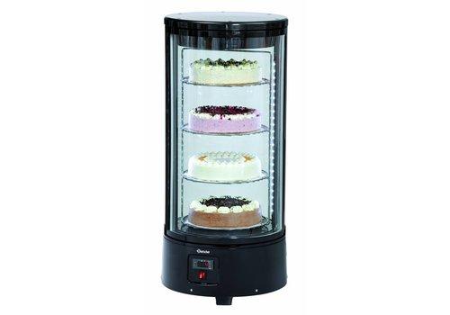 Bartscher Cake display show-case 72L