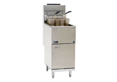 Pitco Friteuse 18 Liter 35C aardgas