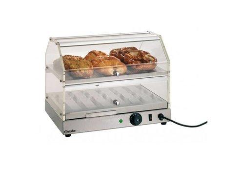 Bartscher Heated display case, 2 levels