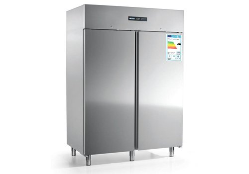 Afinox Bedrijfskoelkast | MEKANO ENERGY 1400 TN 2PC