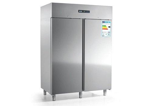 Afinox Business Kühlschrank MEKANO ENERGIE 1400 TN 2PC