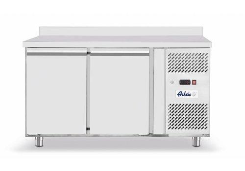 Hendi Freeze Workbench - 2 Türen - Maschine rechts - 1360x700x (h) 850mm