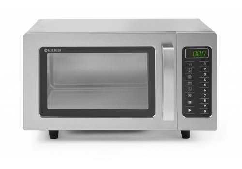 Hendi Microwave Programmable 1000 watts