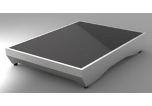 E.G.O Tischmodell Oberfläche 2-Zonen 2.100W / 230V