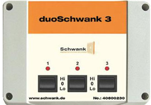 Schwank Schwank Operation Gas Terrassenheizung / s