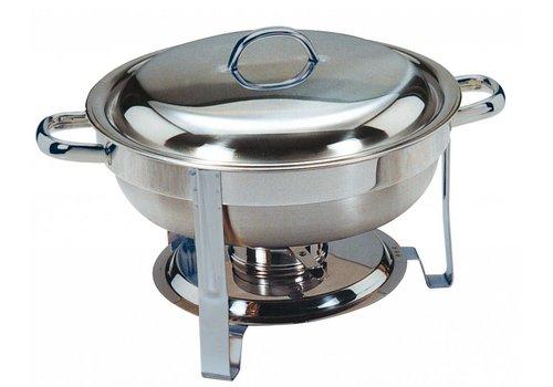 Saro Chafing Dish Round 4 Liter