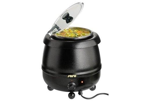 Saro Soup Kettle 10 Liter - 2 years warranty