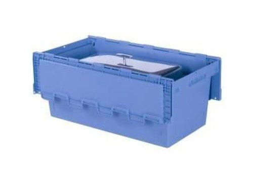 Saro Transportbehälter für Geschirr Modell EASY-TRANS Scheuern