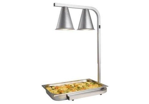 Saro Warmtelamp | Inclusief GN Houder