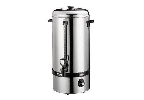 Saro Glühwein en heet water dispenser - 19 Liter
