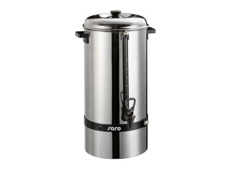 Saro RVS Percolator - 15 liter