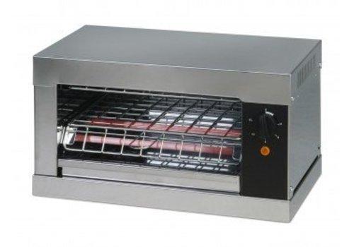 Saro Toaster Oven with Quartz elements