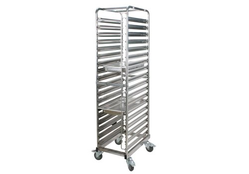 Saro Trolley for 18 x 1/1 GN containers | 53 x 32.5 cm