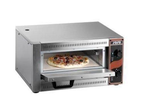 Saro Pizza oven 2500 Watt | 1 Pizza
