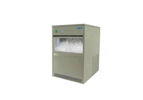 Saro Heldere IJsblokjesmachine - 26 kg/24u