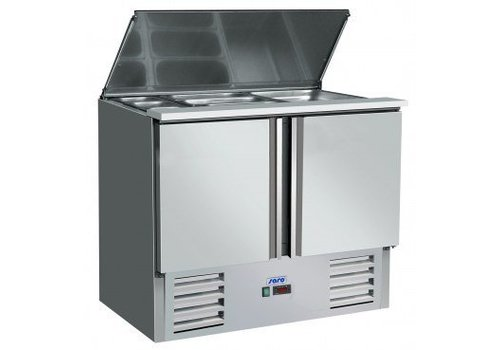 Saro Catering Saladiere 2 Years Warranty