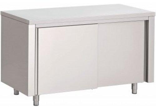 Saro Cupboard with Sliding SS | 120x70x (H) 85cm