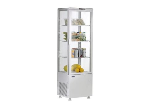 Saro Refrigerated show / pastry display case - 235 liters