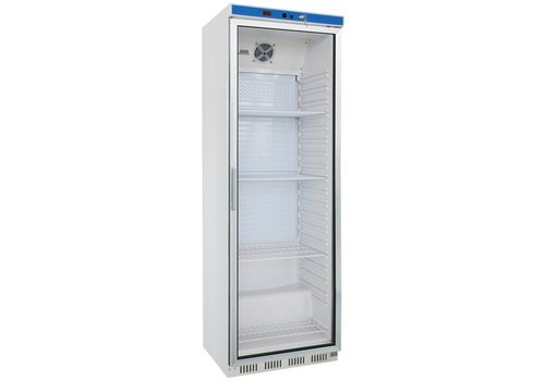 Saro Refrigerator with Glass Door | 348 liters | 60x58.5x (h) 185.5 cm