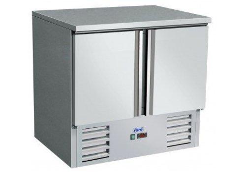 Saro Kühlwerkbank SS | 90 x 70 x 85 / 88,5 cm