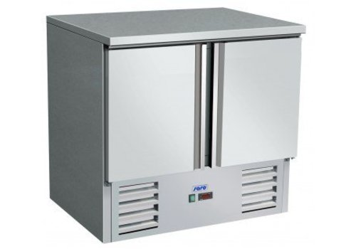 Saro Refrigerated workbench SS   90 x 70 x 85 / 88.5 cm