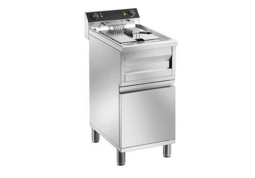 Saro Elektrische friteuse met voet - 6000 Watt