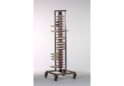 Saro Plate rack with Wheels | 84 Signs