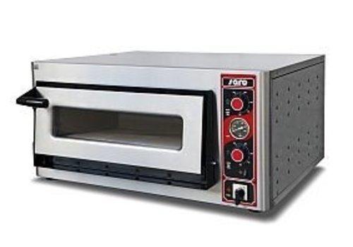 Saro Große Pizza-Ofen 6000 Watt | 6 Pizzen