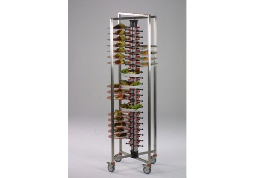 Saro Mobile Plate rack | 84 Signs