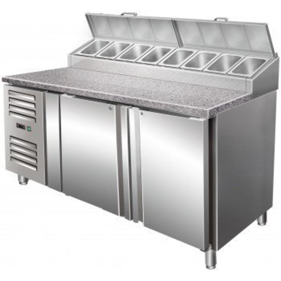Voorbereidingstafel met ventilator koeling SH 1500