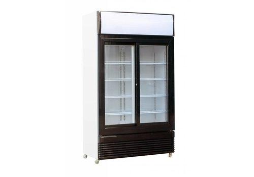 Combisteel Kühlschrank Glasschiebetüren | 780L