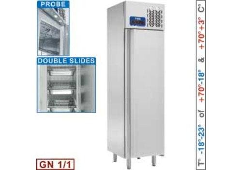 Diamond Cooler Freezer 16 x 1 / 1GN