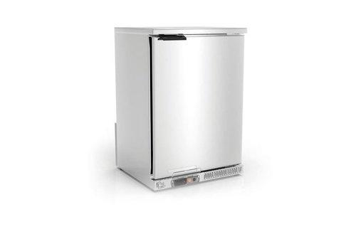 Coreco Backbar erzwungener Kühlschrank Edelstahl | 1 Türen
