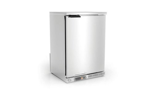 Coreco Backbar forced refrigerator Stainless steel | 1 Doors