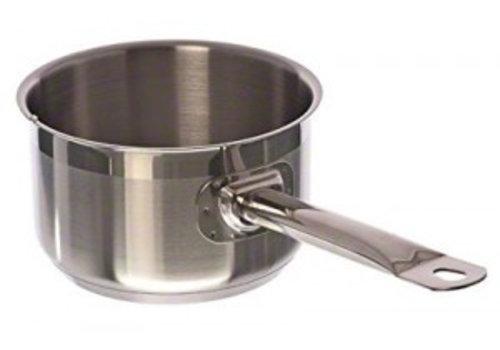 HorecaTraders Exclusive saucepan lid Stainless steel | 5 formats