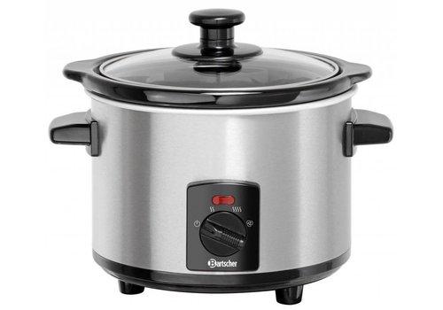 Bartscher Slow Cooker 1.5 Liter