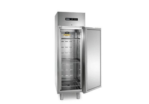 Afinox Business refrigerator Green 400 TN S | MEK400