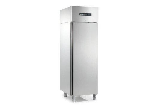 Afinox Business refrigerator Green 400 TN S VIS MEK401