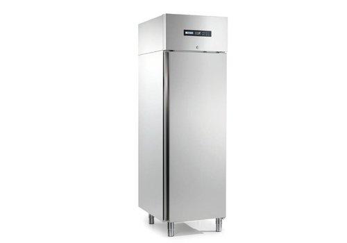 Afinox Business refrigerator Green 400 TN S VIS MEK401