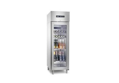 Afinox Business Kühlschrank Grün 400 TN SV | MEK404