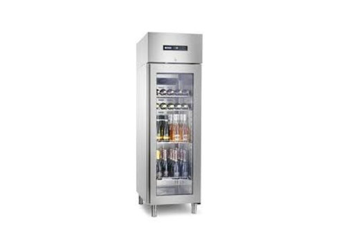 Afinox Business refrigerator Green 400 TN SV | MEK404
