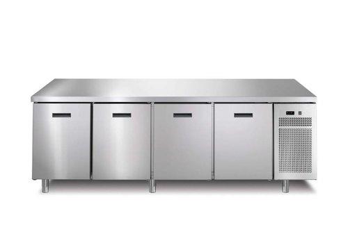 Afinox Freeze workbench LINEAR 704 I / A BT 4D | LN7A50
