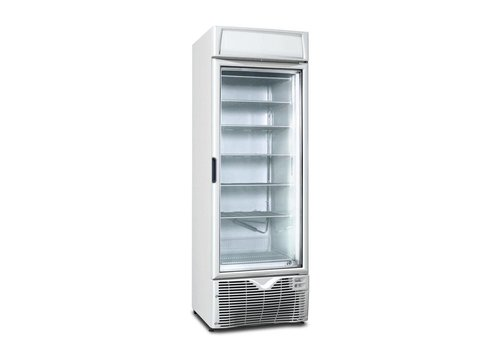 Framec Freezer cabinet Static | Glass Door | R290 (Left turning)