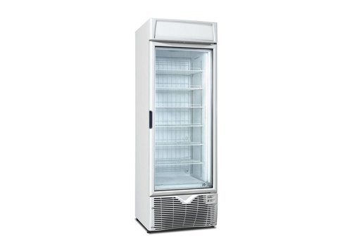 Framec Freezer cabinet Glass Door | 430L (Left turning)